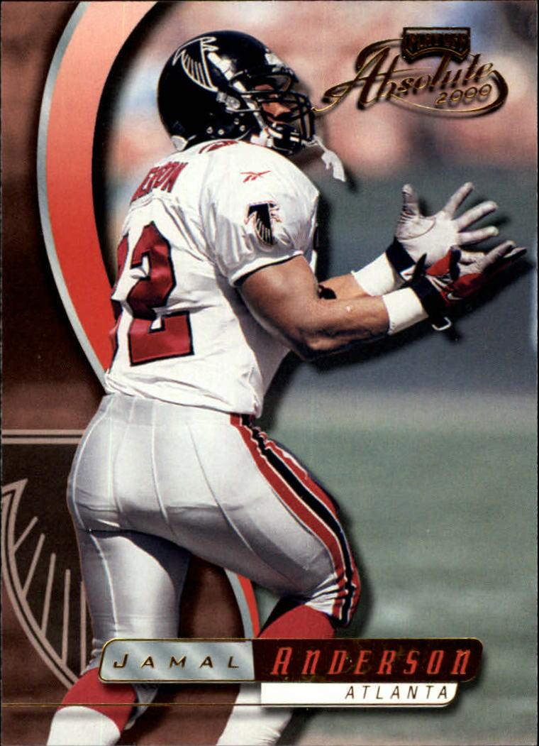 2000 Absolute #8 Jamal Anderson