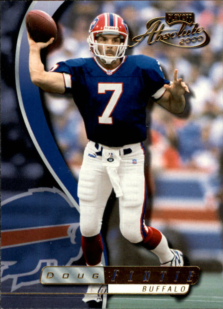 2000 Absolute #17 Doug Flutie