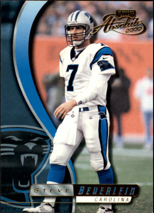 2000 Absolute #25 Steve Beuerlein