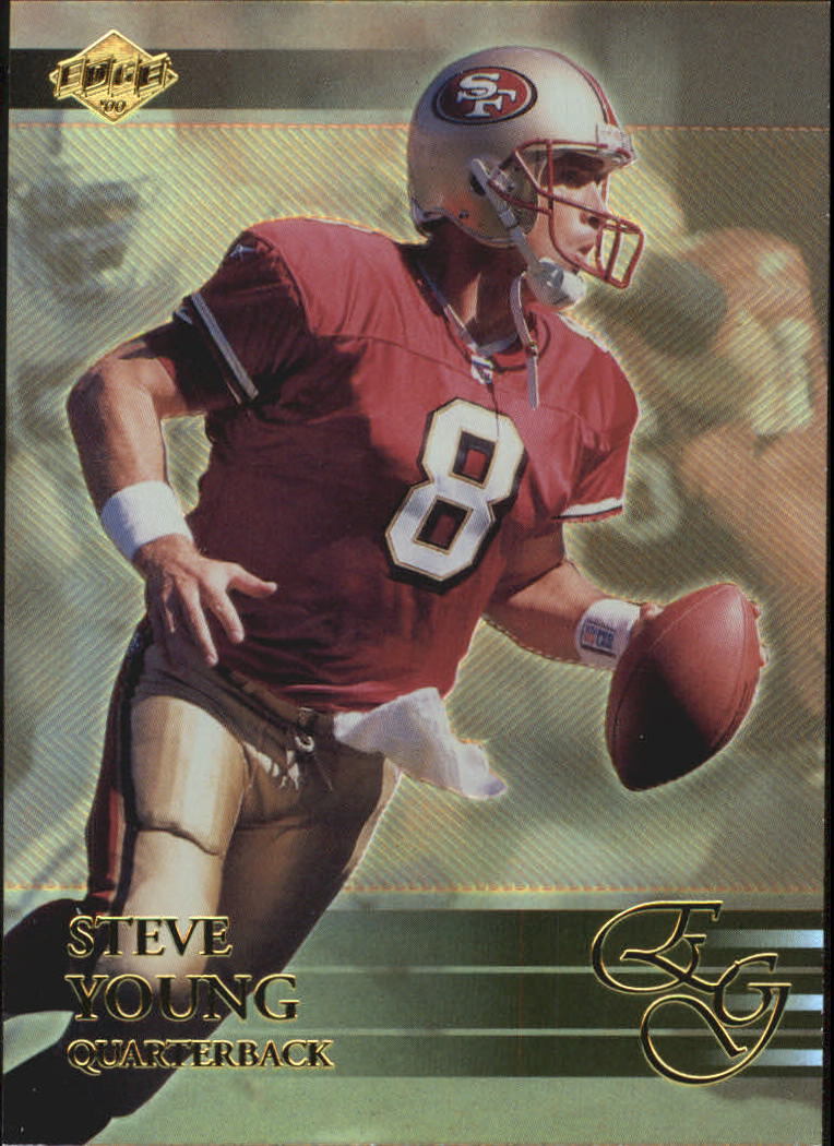 2000 Collector's Edge EG #118 Steve Young