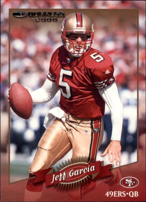 2000 Donruss #121 Jeff Garcia