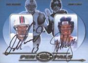 2000 Donruss Preferred Pen Pals #PP92 Dan Marino/John Elway/Brett Favre/Peyton Manning