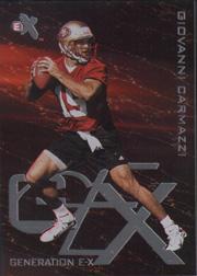 2000 E-X Generation E-X #6 Giovanni Carmazzi