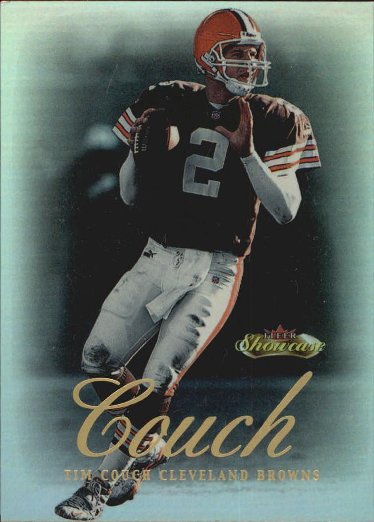 2000 Fleer Showcase #1 Tim Couch