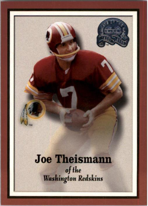 2000 Greats of the Game #14 Joe Theismann