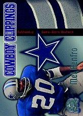 2000 Greats of the Game Cowboy Clippings #9CCL Mel Renfro