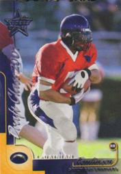 2000 Leaf Rookies and Stars #306 LaDainian Tomlinson XRC