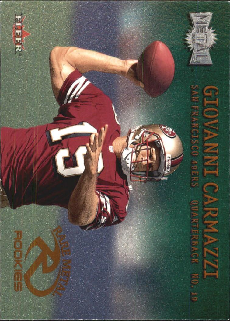 2000 Metal Emerald #281 Giovanni Carmazzi