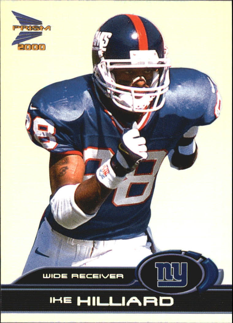 2000 Pacific Prism Prospects #59 Ike Hilliard