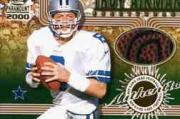 2000 Paramount Game Used Footballs #1 Troy Aikman