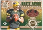 2000 Paramount Game Used Footballs #4 Brett Favre