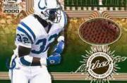 2000 Paramount Game Used Footballs #5 Edgerrin James