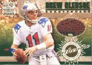 2000 Paramount Game Used Footballs #8 Drew Bledsoe