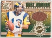2000 Paramount Game Used Footballs #9 Kurt Warner