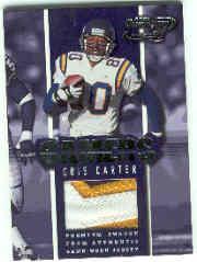 2000 Quantum Leaf Gamers #G18 Cris Carter