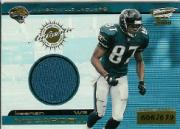 2000 Revolution Game Worn Jerseys #6 Keenan McCardell/679*