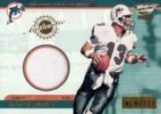 2000 Revolution Game Worn Jerseys #8 Dan Marino/777*