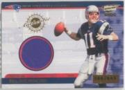 2000 Revolution Game Worn Jerseys #11 Drew Bledsoe/645*