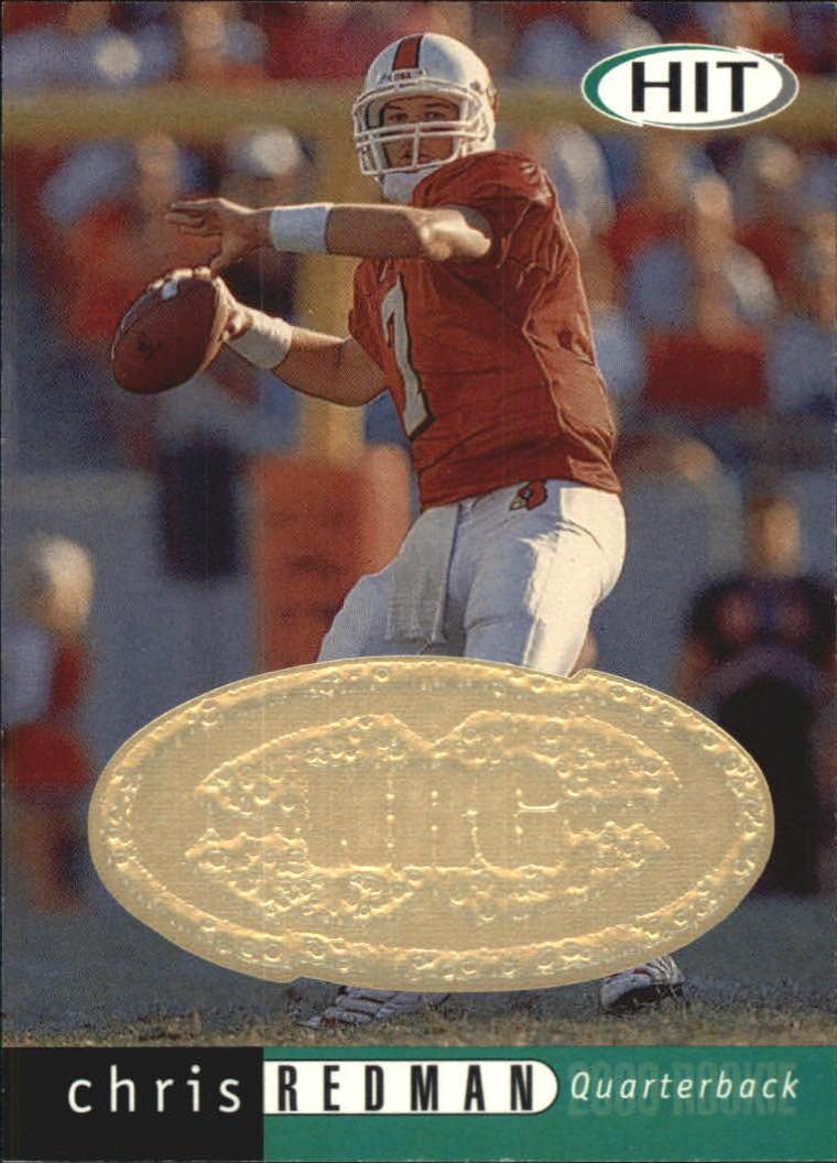 2000 SAGE HIT NRG #7 Chris Redman