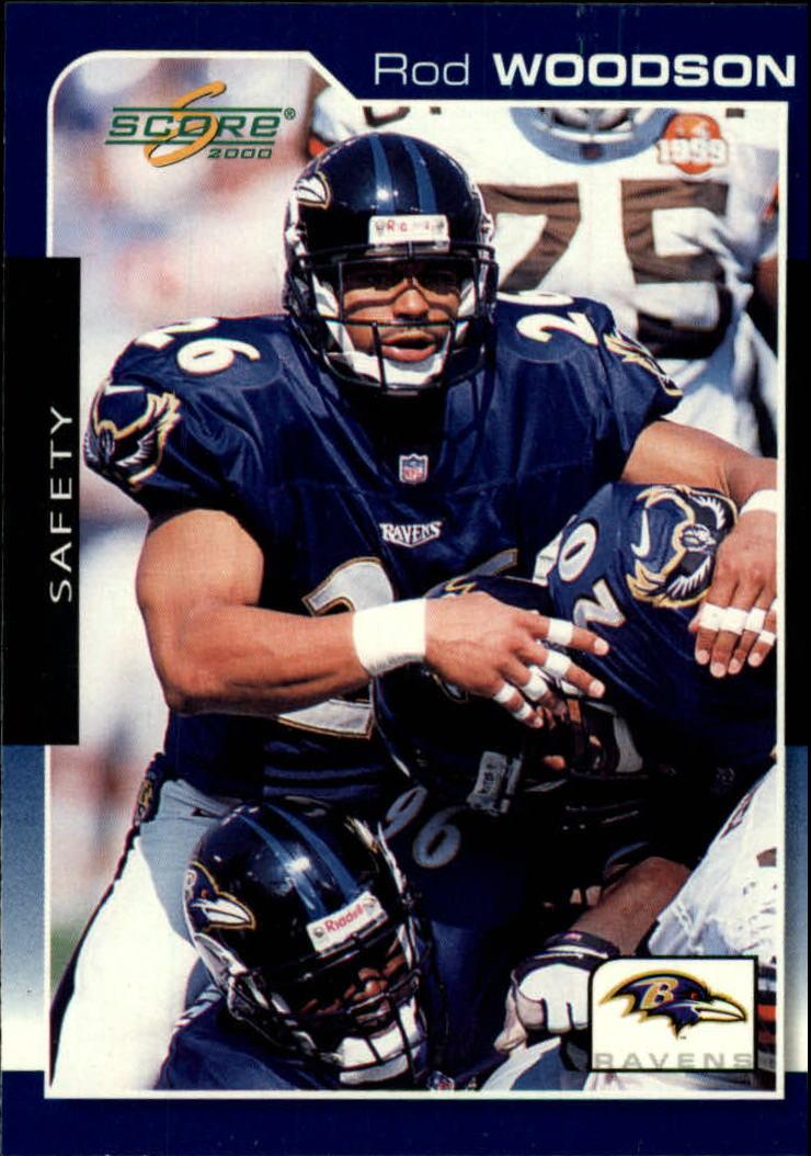2000 Score #17 Rod Woodson