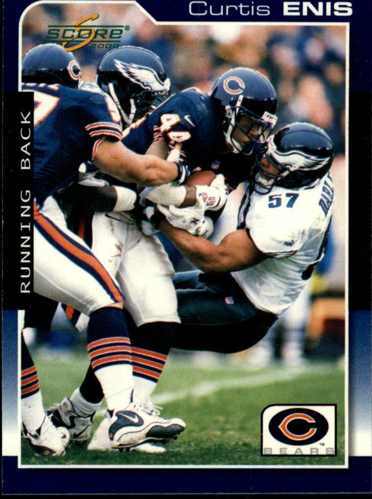 2000 Score #33 Curtis Enis