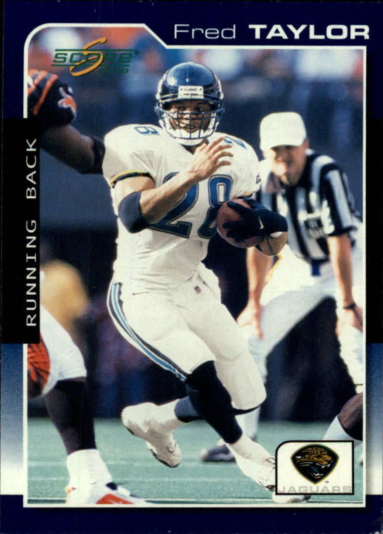 2000 Score #85 Fred Taylor