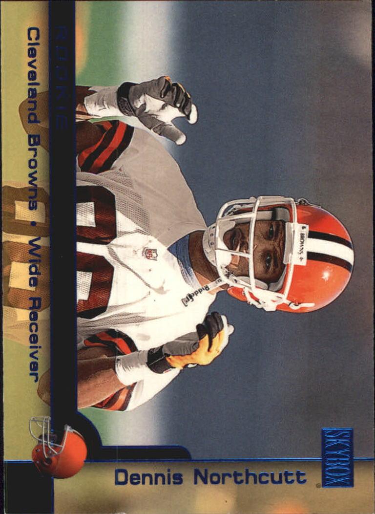 2000 SkyBox #213H Dennis Northcutt SP