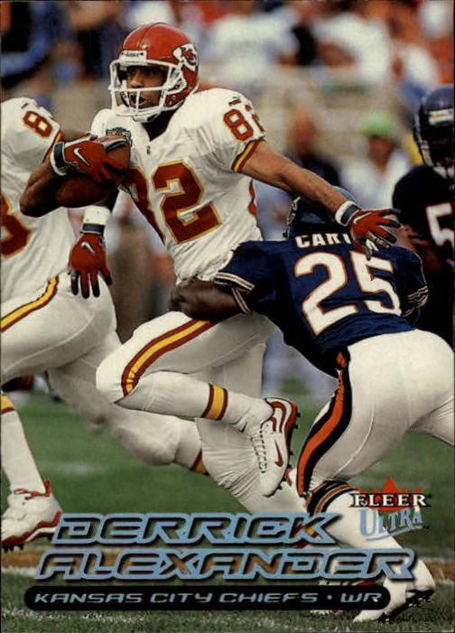2000 Ultra #2 Derrick Alexander
