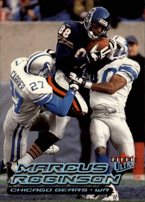2000 Ultra #5 Marcus Robinson