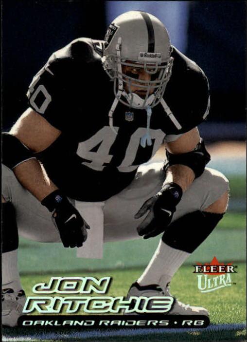 2000 Ultra #7 Jon Ritchie