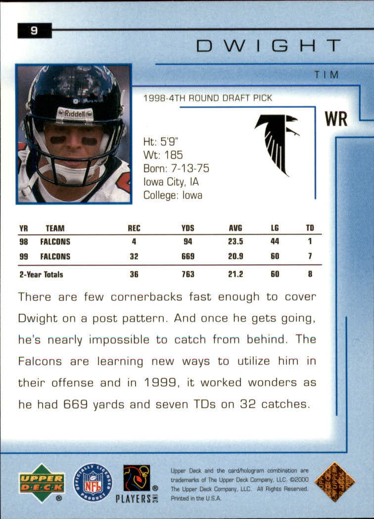 2000-Upper-Deck-Football-Card-039-s-1-200-You-Pick-Buy-10-cards-FREE-SHIP thumbnail 11