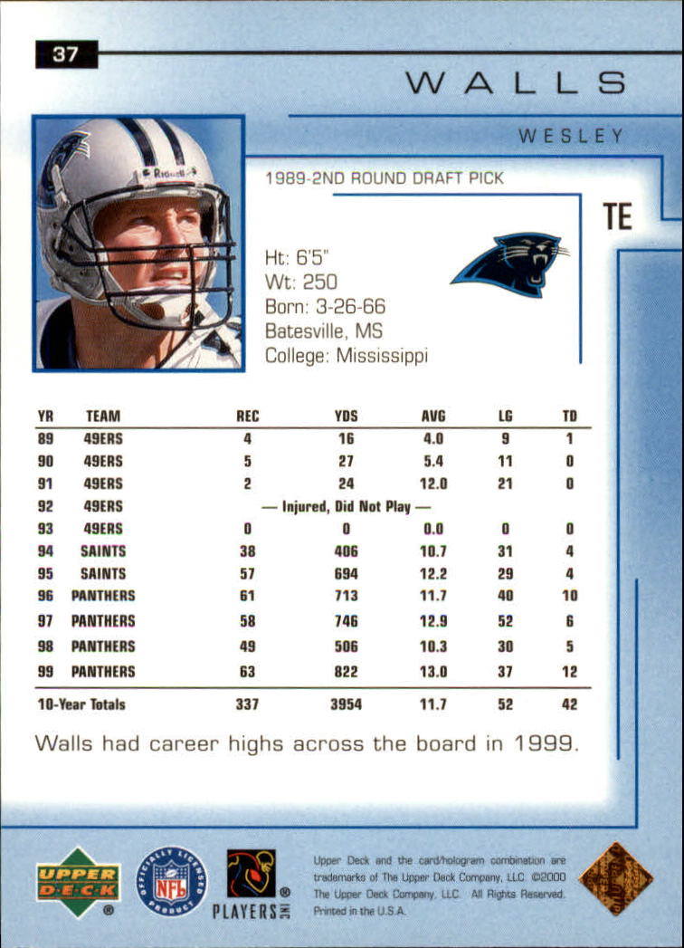 2000-Upper-Deck-Football-Card-039-s-1-200-You-Pick-Buy-10-cards-FREE-SHIP thumbnail 53