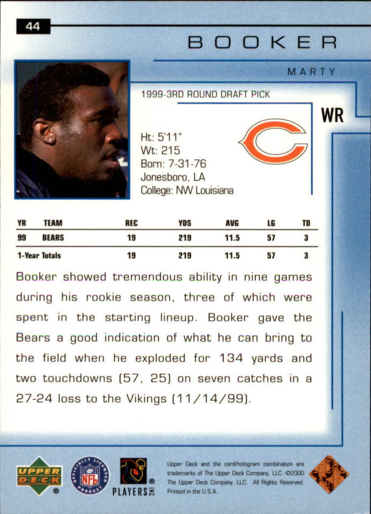 2000-Upper-Deck-Football-Card-039-s-1-200-You-Pick-Buy-10-cards-FREE-SHIP thumbnail 63