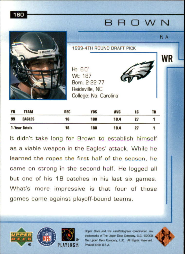 2000-Upper-Deck-Football-Card-039-s-1-200-You-Pick-Buy-10-cards-FREE-SHIP thumbnail 211