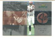 2000 Upper Deck MVP Game Used Souvenirs #AS Akili Smith