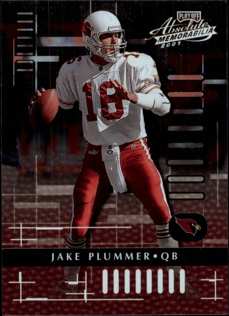 2001 Absolute Memorabilia #2 Jake Plummer