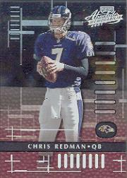 2001 Absolute Memorabilia #5 Chris Redman
