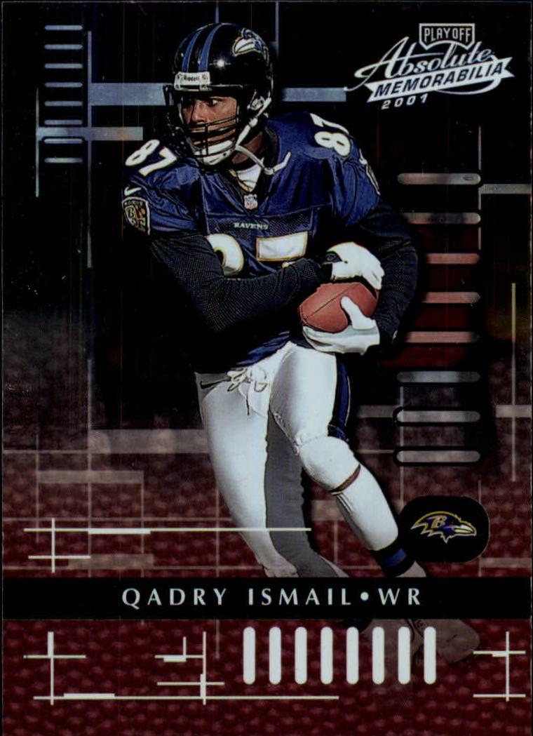 2001 Absolute Memorabilia #7 Qadry Ismail
