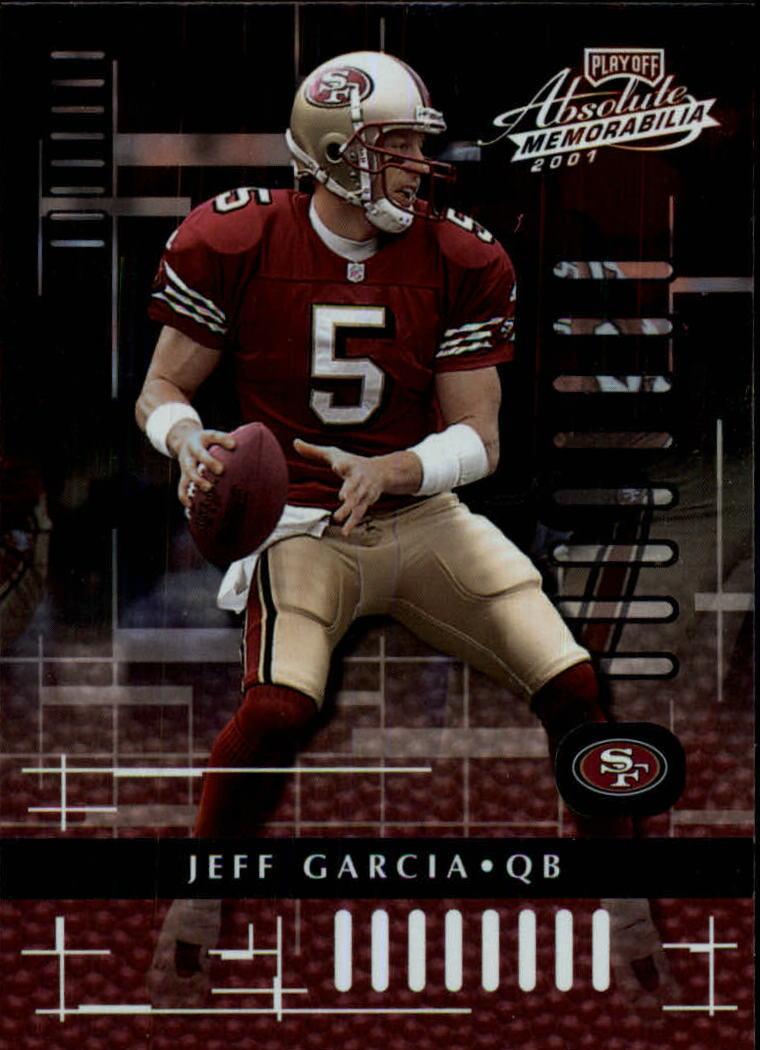 2001 Absolute Memorabilia #79 Jeff Garcia