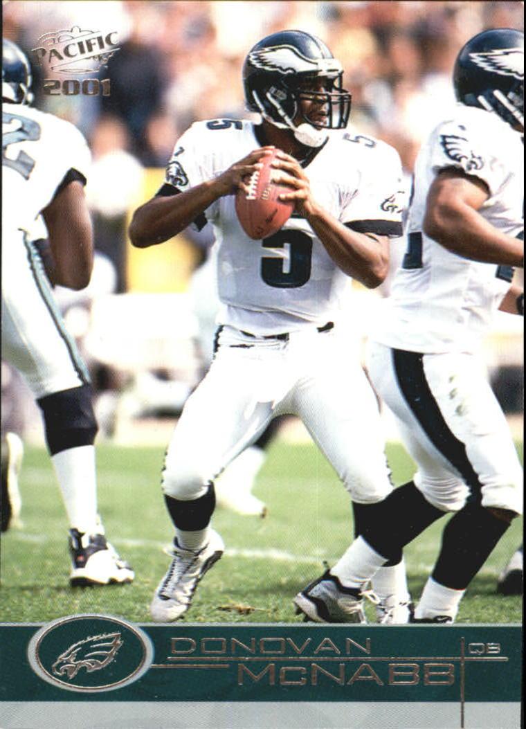 2001 Pacific #326 Donovan McNabb