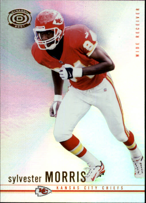 2001 Pacific Dynagon #47 Sylvester Morris