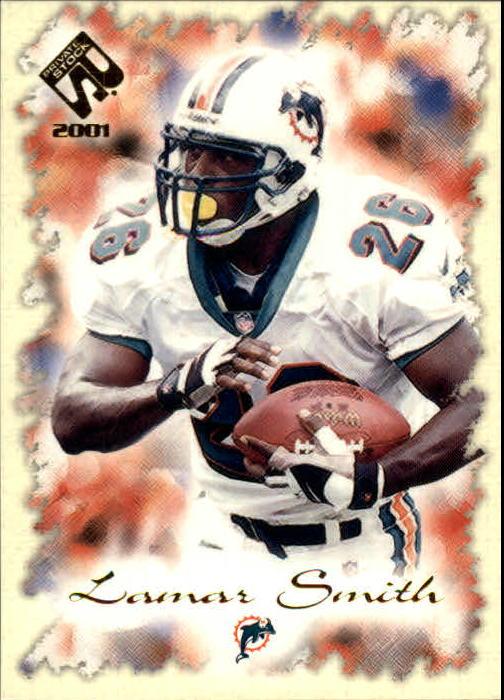 2001 Private Stock #51 Lamar Smith