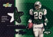 2001 Select Franchise Tags Autographs #FT15 Curtis Martin No Auto