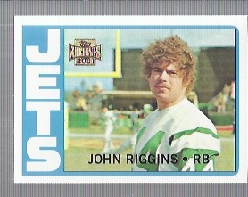 2001 Topps Archives #45 John Riggins 72