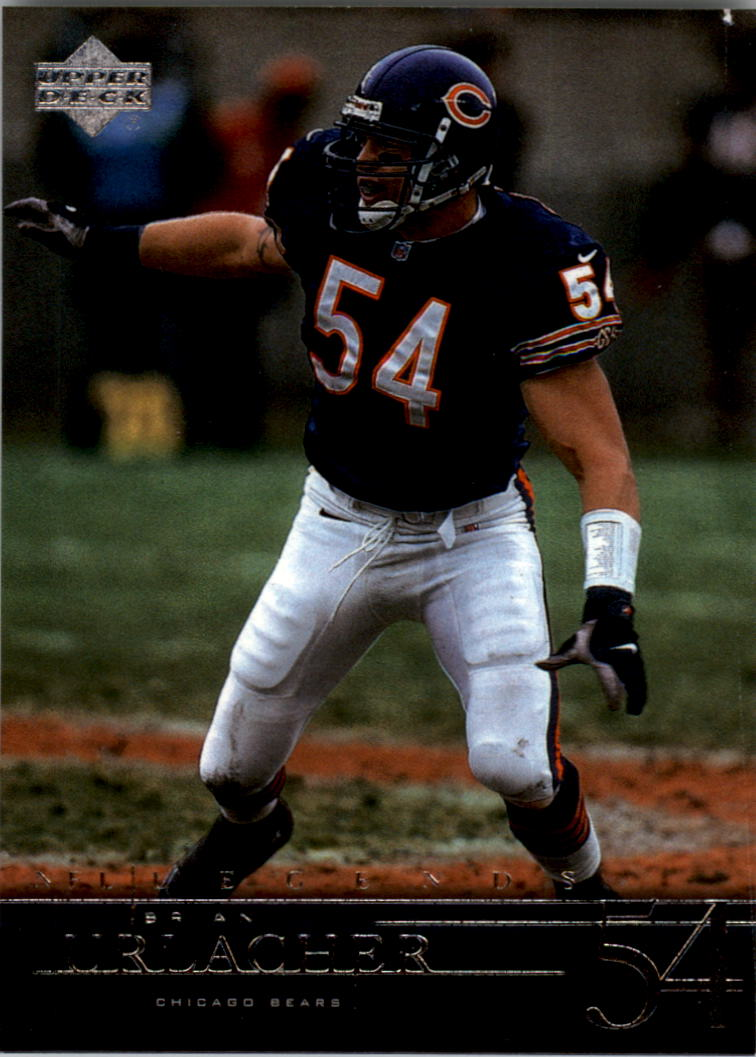 2001 Upper Deck Legends #10 Brian Urlacher
