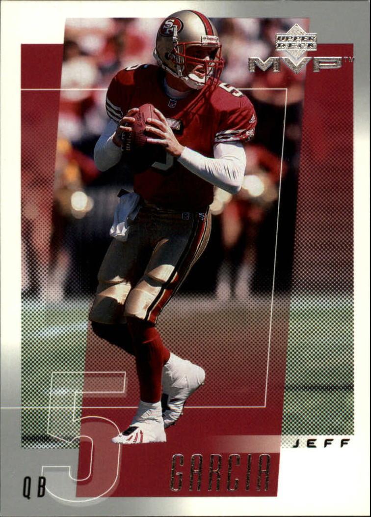 2001 Upper Deck MVP #236 Jeff Garcia