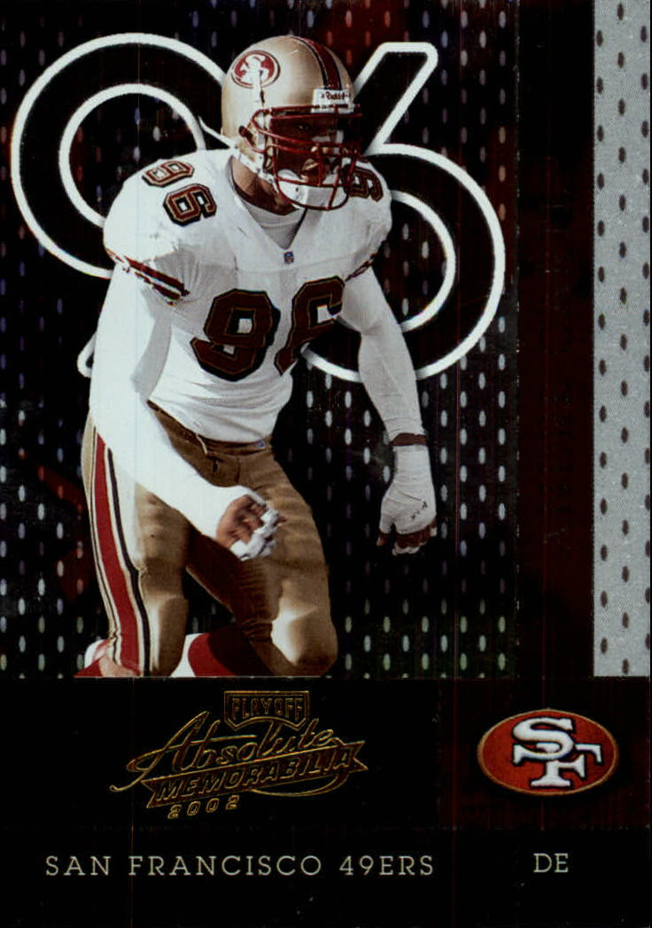 2002 Absolute Memorabilia #5 Andre Carter