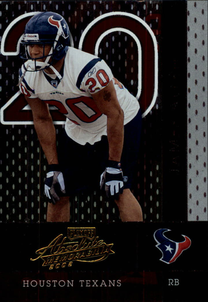 2002 Absolute Memorabilia #59 James Allen