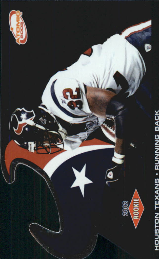 2002 Atomic Retail Rookies #161 Jonathan Wells RC