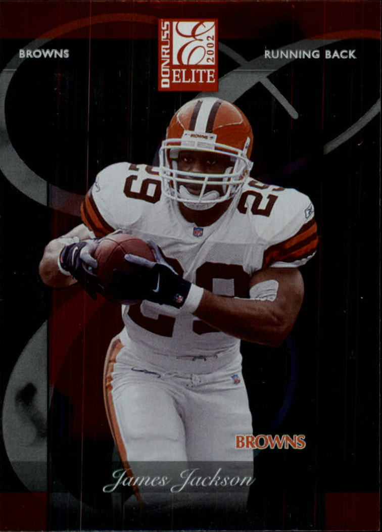 2002 Donruss Elite #9 James Jackson